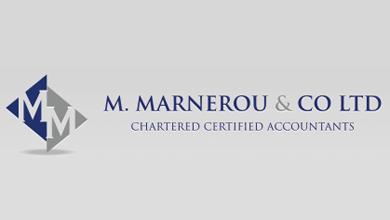 M. Marnerou & Co Logo